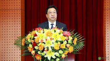 中国科协党组副书记徐延豪讲话
