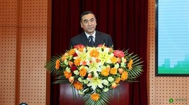 国家卫生健康委副主任李斌讲话